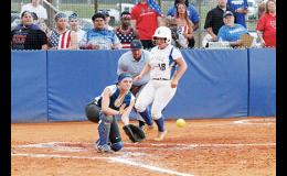 The Rebels are facing an elimination game at home on Wednesday, down 1-0 to White Knoll in the state championship series.