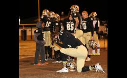 An undefeated season came to an abrupt end last Friday night at Dooley Field, as Union County ousted Greer from the state AAA playoffs. With the win, Union advances to take on Chapin in the quarterfinals.