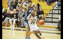 Greer fell to BHP but bounced back against TC Roberson on the road last week.