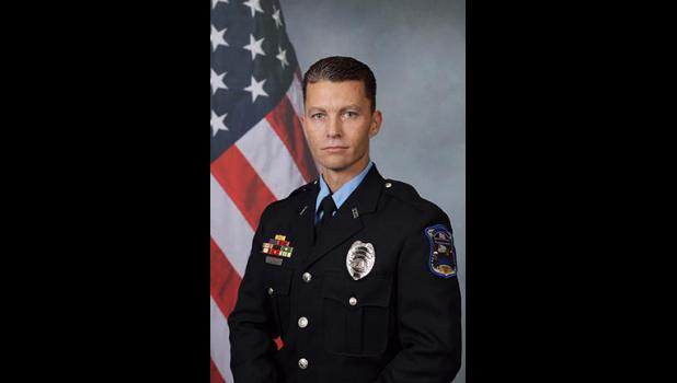 Spartanburg MPO Jason Harris will be remembered this week for his service in the Upstate.