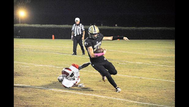 Greer pulled away from Greenville last Friday, topping an undefeated team at home for the second-straight week.