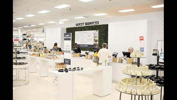 The Greer Belk will celebrate its grand re-opening on Thursday at 9:30 a.m.