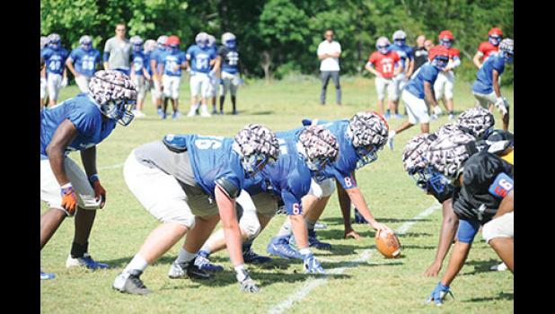 The Byrnes football team will host its annual Palmetto State 7-on-7 showdown at the end of the month in Duncan.