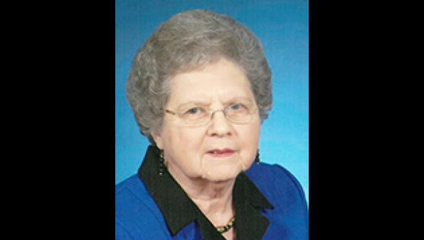 Doris Vaughn Dill