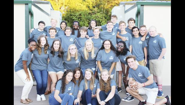 Greer Middle College students will host a spirit week to raise money for the school's building fund.