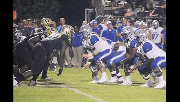 Football season now hangs in the balance as athletic workouts are suspended in Greenville County and D5.