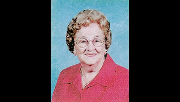 Ruth Brown Hodges