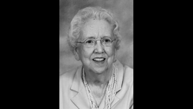 Mae L. Lanford