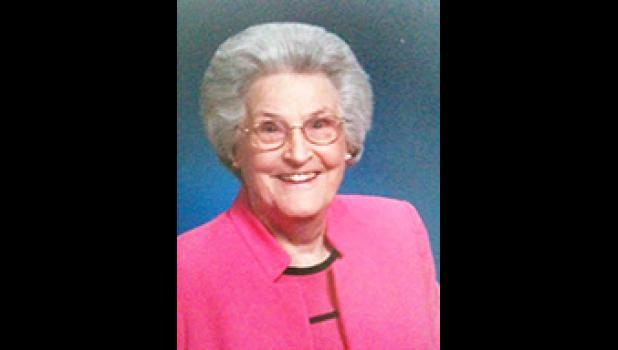 Mamie Elizabeth Hopkins Edwards