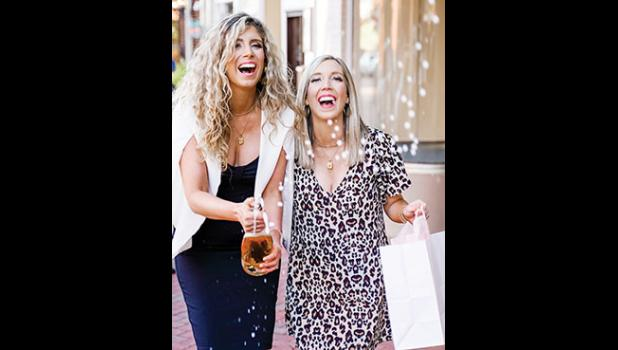 Danielle and Mary Prestifilippo are creating a new retail business in Greer.