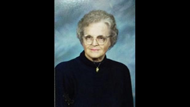 Sadie F. Robison