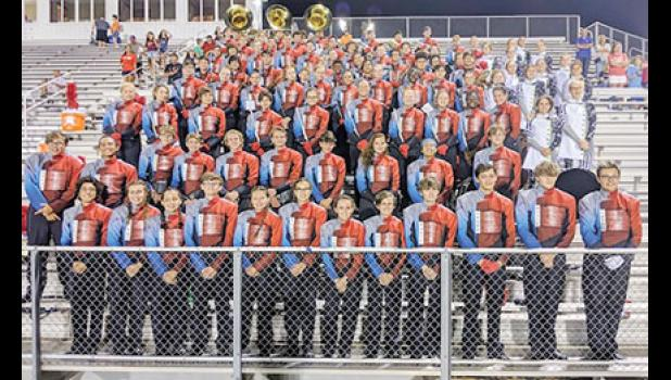 The Riverside High School Marching Band has been invited to participate in London's 2021 New Year's Day Parade.