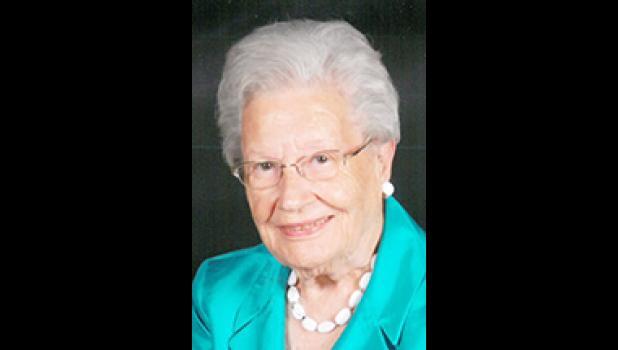 Edith M. Tapp