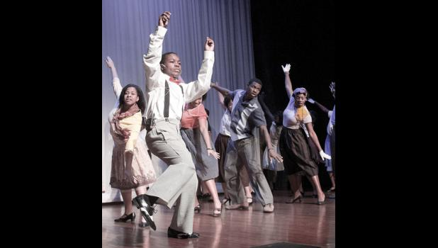 Classic Motown songs will be performed at the J. Harley Bonds Center  
