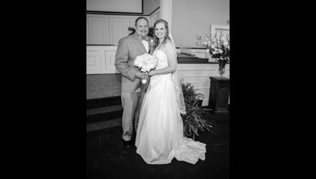 Mr. and Mrs. William 'Mack' Rains