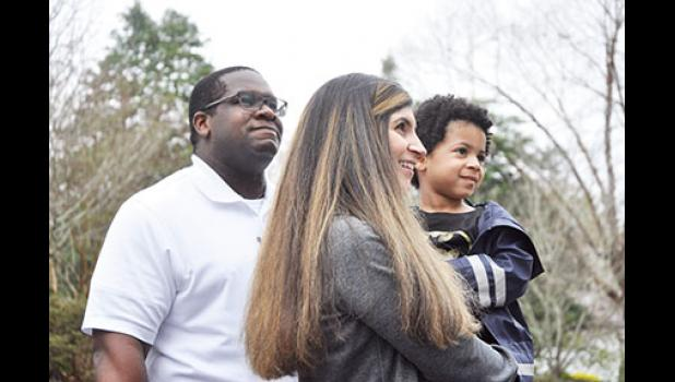 The Kalu family has received community support following a difficult diagnosis.