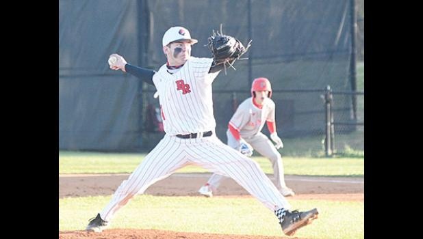 The Tigers won their eighth game of the season with a 9-8 victory over Palmetto.
