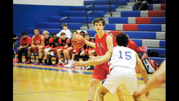 Blue Ridge is now 1-4 on the year after a loss to Riverside.