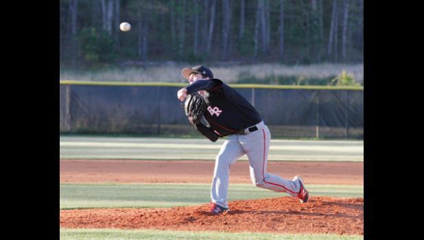 The Blue Ridge baseball team won the Peach Blossom championship last week, defeating rival Greer, 4-0.