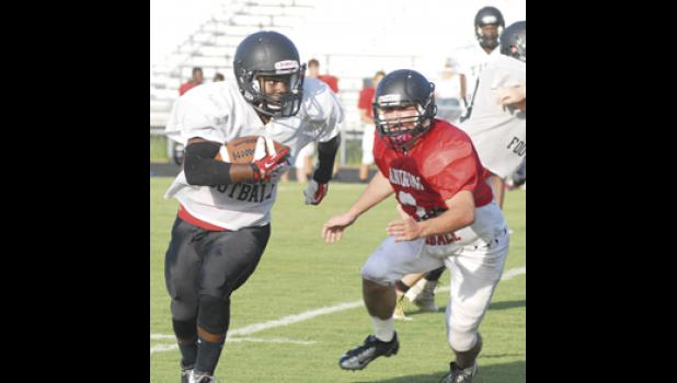 Blue Ridge will square off against the Wade Hampton Generals Friday night during its road opener.