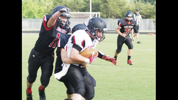 Blue Ridge will be looking to avenge a bitter playoff loss to Belton-Honea Path this season, after wrapping up spring practices last week.