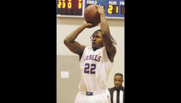 Ray Miller and the Rebels remain unbeaten in region action.