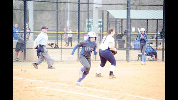 The Byrnes softball team is second in the region heading into the final week.