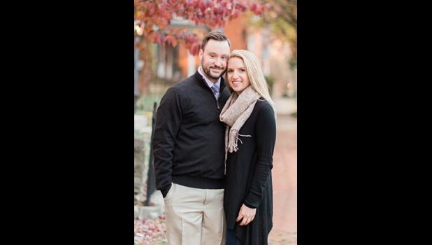Mr. Ian Michael Delahunty and Miss Melissa Rose Basel