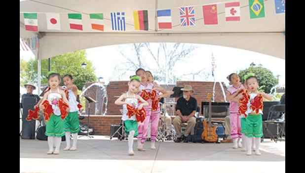 The Greer Goes Global International Festival will return to City Park on Saturday with events planned from 11 a.m.-4 p.m. The event, which features live entertainment, will take place rain or shine.
