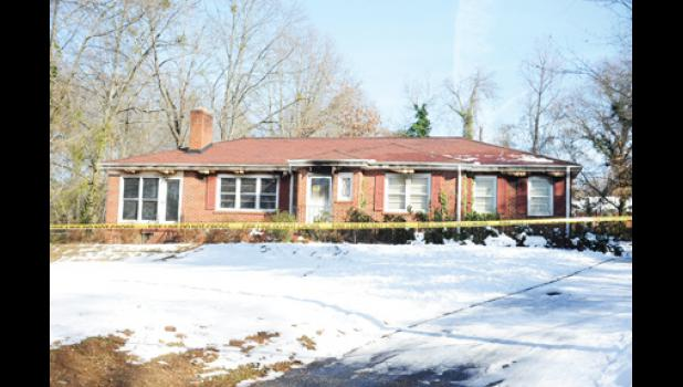 Richard Perry Turner Jr. was found dead inside this home on Pine Street Extension on Sunday evening.