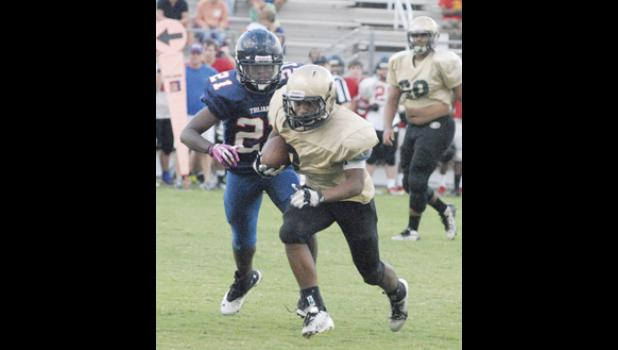 The Yellow Jackets are looking at a week one matchup with their oldest rivals, the Clinton Red Devils.