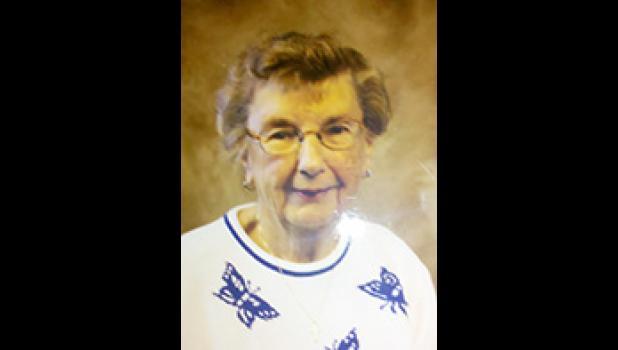 Betty Louise Sale Koch