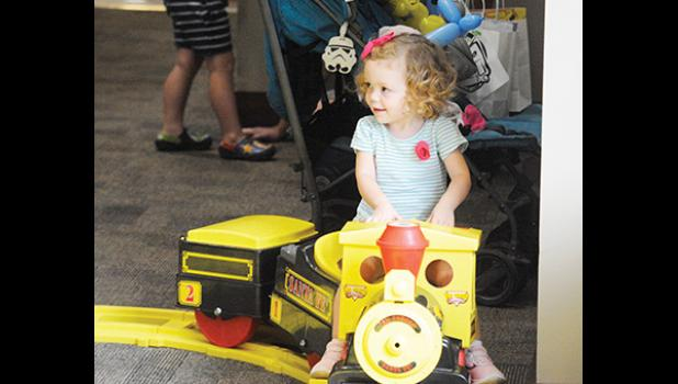 The City of Greer will host its fifth annual Railfest this weekend in City Park.