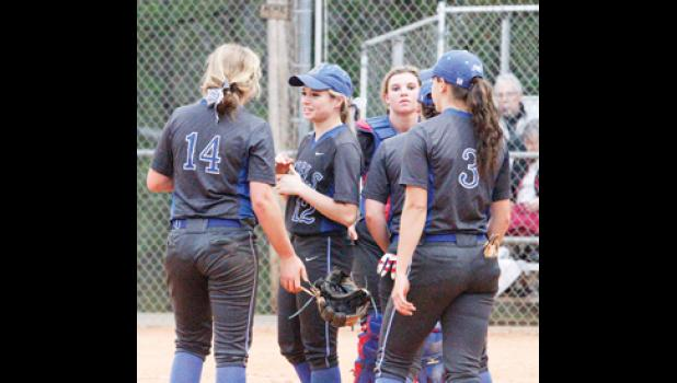 The Byrnes softball team is a No. 1 seed heading into postseason play this week.