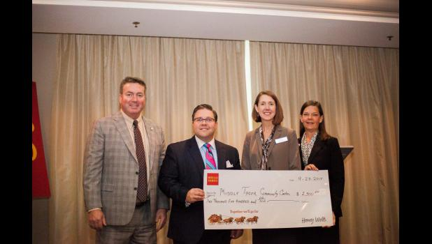 WELLS FARGO FOUNDATION GRANT SUPPORTS MIDDLE TYGER COMMUNITY