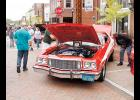 Downtown Greer visitors caught a glimpse of some classic cars during the Car Show: Christmas for Kids and Pets event on Trade Street Sunday.