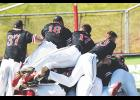 The North Greenville baseball team topped Mount Olive to win its conference last week.