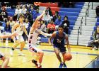 The Warriors used a strong defensive effort in the fourth quarter to top Byrnes, 52-49.