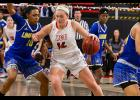 The North Greenville women's basketball team earned a recent win over Limestone.