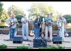 Tugalo Holler (pictured) opens for Greer's New River Bluegrass band Friday night at the amphitheater in Greer City Park. New River showcased its new CD entitled 'There Was a Time.'