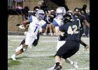Byrnes was ousted from playoff contention last Friday, falling 35-21 to Gaffney.