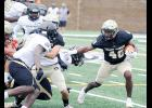 The Yellow Jackets scrimmaged Gaffney last week and will host the Greer Gridiron Classic this Saturday. High school teams will begin regular season play on Sept. 25.