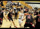 Greer was unable to hold off Blue Ridge in the fourth quarter last Friday night, dropping a rivalry game, 59-58.
