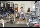 Athletes in Spartanburg School District Five returned to summer workouts on Monday. The district had paused activities due to COVID-19 concerns.