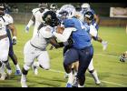 Rahjai Harris found the end zone last Friday during Byrnes' win over Gaffney.