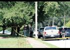 Police responded to a deadly shooting on North Avenue in Greer on Monday afternoon.
