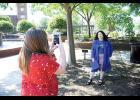 Hannah Brooke snapped senior pictures of Byrnes graduate Alexis Cruz last week in Greer City Park.
