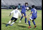 The Eagle soccer team won three games last week, improving to 4-1 on the season.