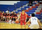 The Blue Ridge basketball team dropped three in a row last week, falling to Chapman, Landrum and Carolina