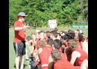 James Thurn is entering his second season as the Blue Ridge football team's head coach.